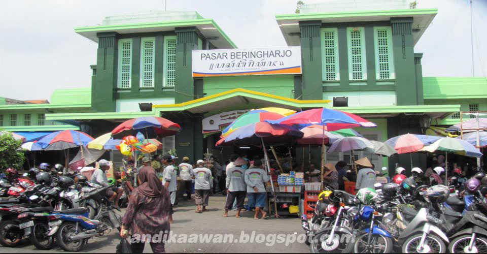 Pasar Beringharjo: Surga Penikmat Jajan Pasar (Part 2)