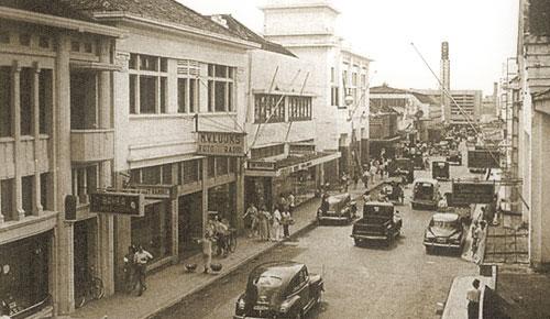 Cikal Bakal Terbentuknya Kota Bandung