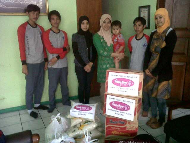 Simply Homy Jum'at Peduli YPI Multazam - Bandung
