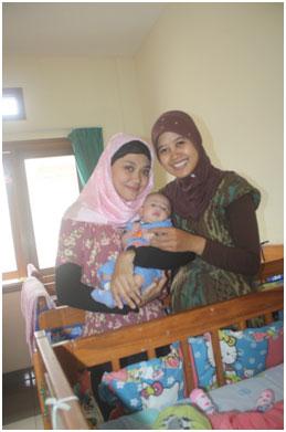 Jum'at Peduli Simply Homy Bandung - Panti Asuhan Bayi Sehat Muhammadiyah