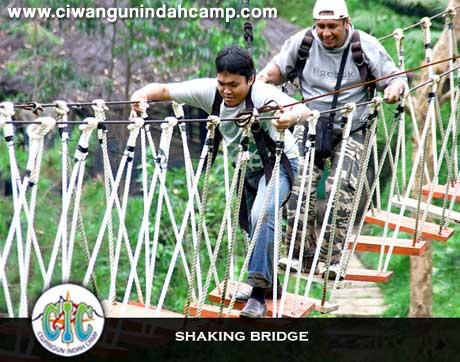 Wana Wisata Ciwangung Indah Camp - Bandung