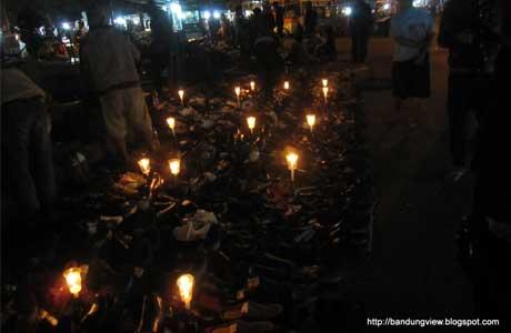 Pasar Lilin Tegal Lega Bandung