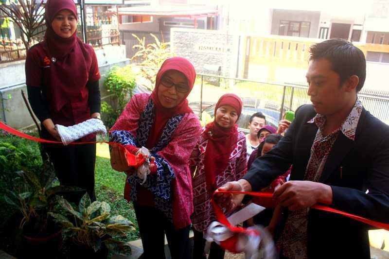 Grand Opening Simply Homy Bandung Unit Pondok Hijau