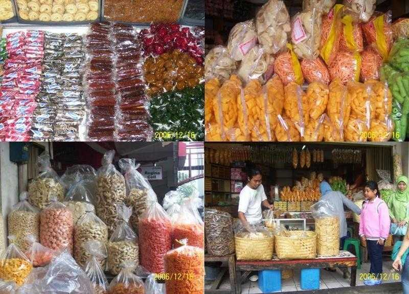 Belanja Oleh-Oleh di Kota Kembang Bandung