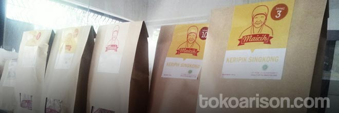 Maicih, Keripik Singkong Pedas dari Bandung