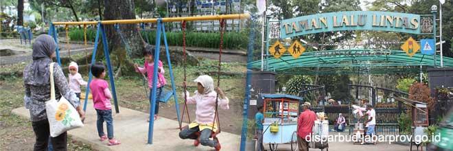 Berlibur sambil Belajar di Taman Lalu Lintas Ade Irma Suryani Nasution