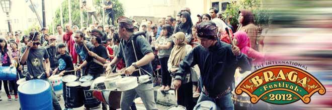 Braga Festival 2012 Bandung