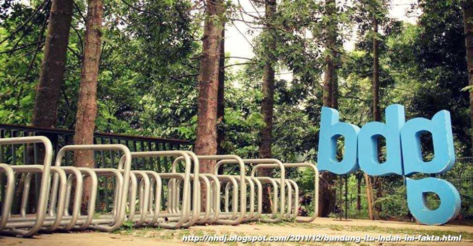 Hutan Kota Babakan Siliwangi Bandung
