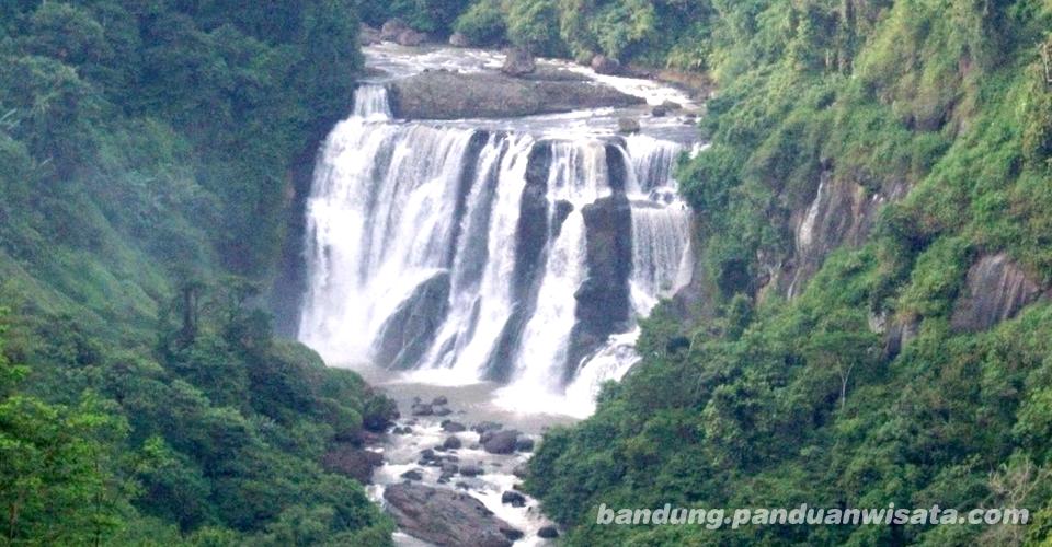 Curug Mempesona di Kota Bandung