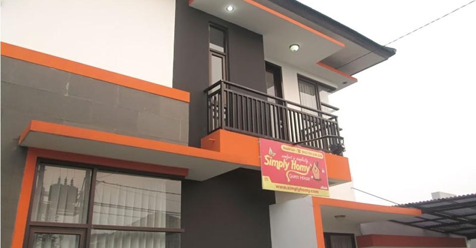 Seluk Beluk Guest House Sariwangi Bandung
