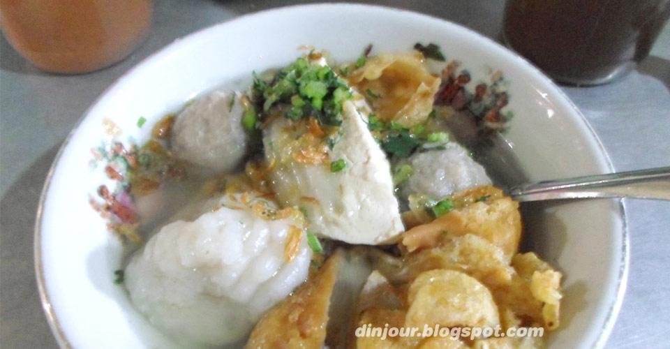 Kuliner Baso Cuanki Serayu