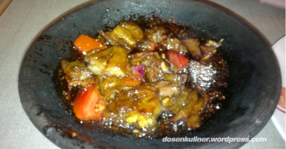Menikmati Kuliner Iga Bakar Si Jangkung