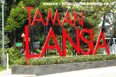 Taman Lansia di Bandung