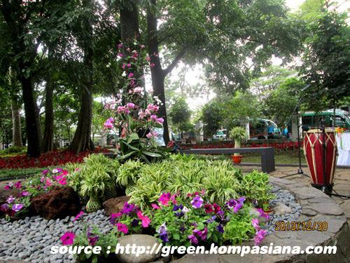 Taman Pustaka Bunga Cilaki