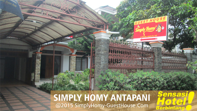 penginapan murah dan guest house di bandung simply homy