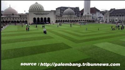 Taman Alun-Alun di Bandung