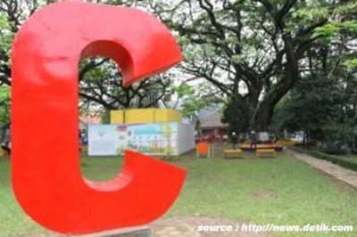 Taman Fotografi di Bandung
