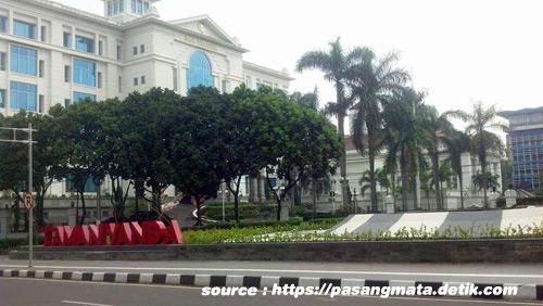 Taman Vanda di Bandung