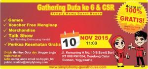 gathering dan duta 2015