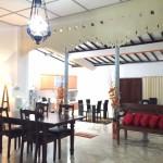 Ruang makan Guest House Maliioboro