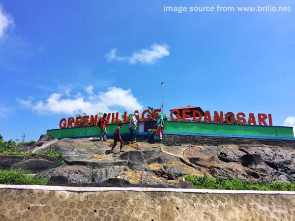 desa wisata gedangsari