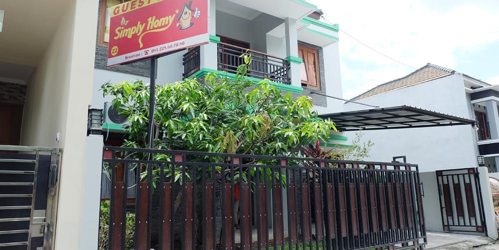 Guest House Jogja Unit Ambarukmo 2