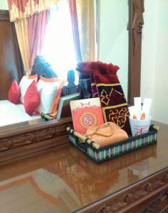 guest house jogja peralatan sholat