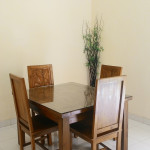 guest house jogja jl.kaliurang ruang makan