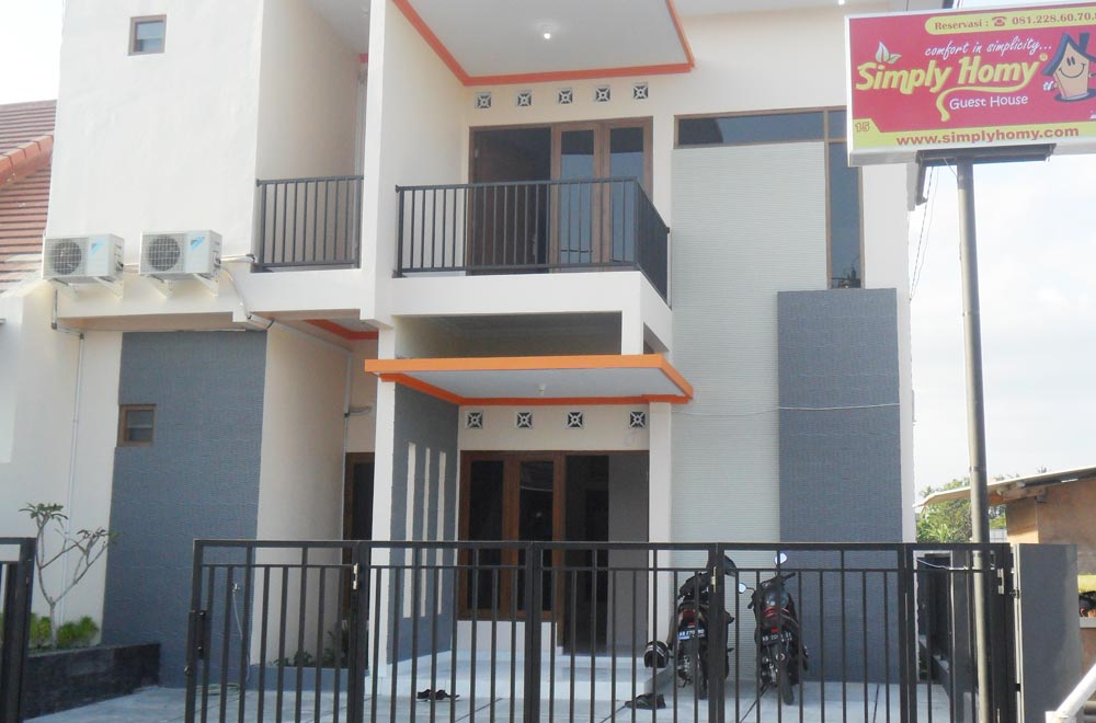 Guest House Jogja Unit Ambarukmo 1