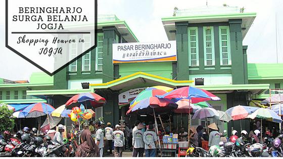 Nikmatnya Belanja di Jogja dengan Berbagai macam Barang di Pasar Beringharjo