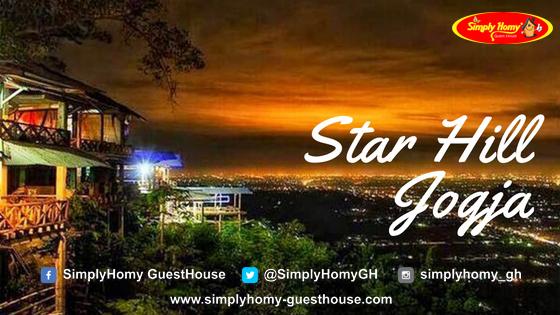 Bukit Bintang Tempat Indah Untuk Nikmati Gemerlap Bintang di Langit Malam