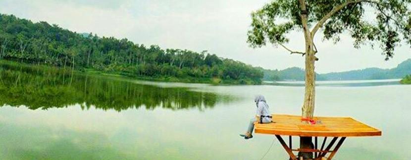 Waduk Sermo Kulon Progo Spot Indah yang yang tak boleh di Lewatkan Oleh Wisatawan