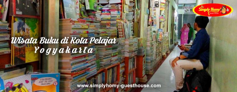 Taman Pintar Tempat Wisata Buku di Kota Pelajar Yogyakarta