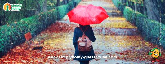 5 Tips Rencanakan Liburan Saat Musim Hujan
