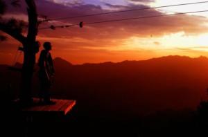 sunset dan sunrise di jogja