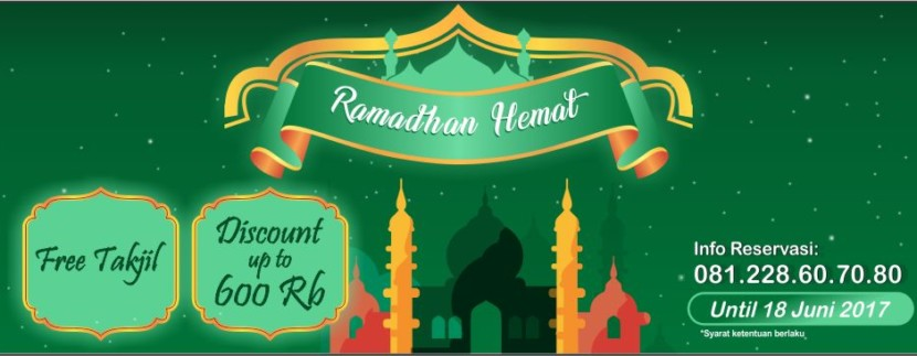 Alhamdulillah Berkah Ramadhan untuk Anda yang sedang Mencari Penginapan di Jogja