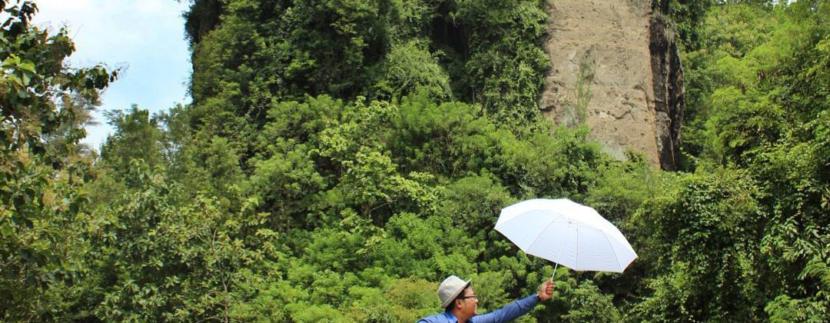 Yuk Cobain Keindahan Tebing Kayangan Kulon Progo, Sebuah Pesona Alam dari Wisata Alam Jogja