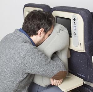 tips tidur di pesawat