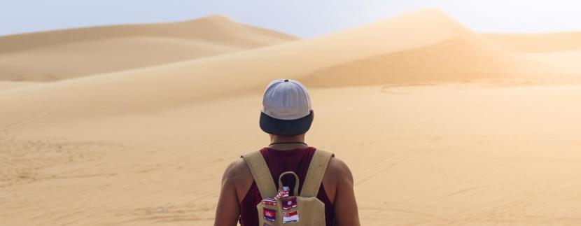 Agar Travelling Bisa Bernilai Ibadah, Begini Caranya