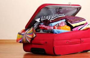 packing untuk dinas luar kota