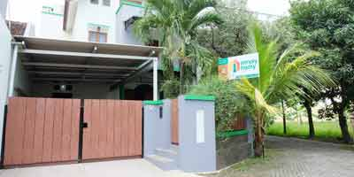 Guest House di Jogja Unit Pogung