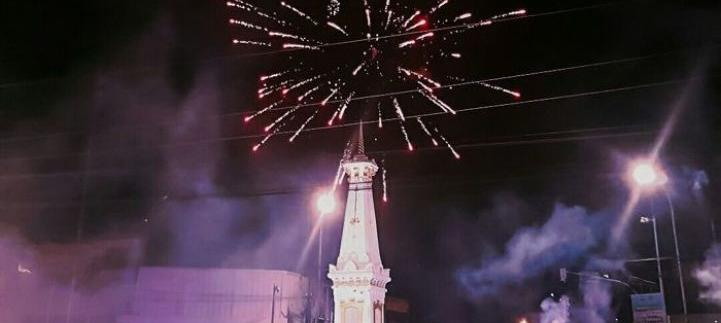 Inilah 14 Tempat Malam Tahun Baru di Jogja yang Wajib Dikunjungi