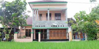 Guest House di Jogja Unit UTY ( Jalan Kabupaten )