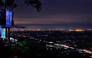 wisata malam di kota yogyakarta