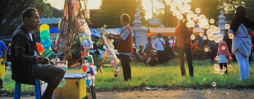 10 Tempat Berburu Kuliner di Pasar Ramadhan Jogja