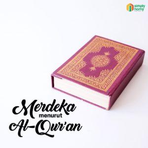 kemerdekaan menurut al-qur'an