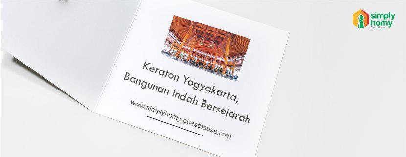 Liburan sambil Wisata Sejarah di Keraton Yogyakarta Kamu Bisa Temukan Hal-hal Menarik Ini