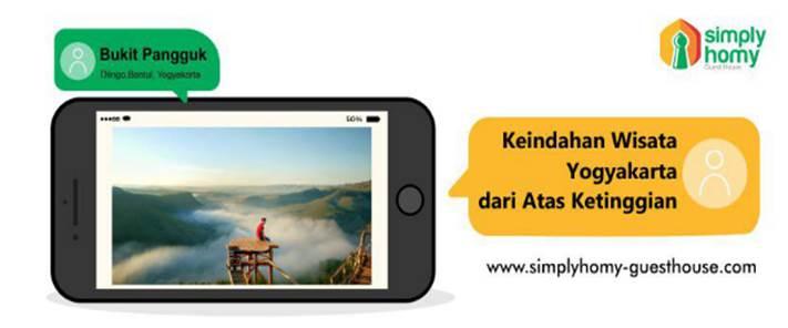 Inilah Keindahan Wisata Yogyakarta dari Ketinggian yang bisa Kamu Coba Saat Liburan