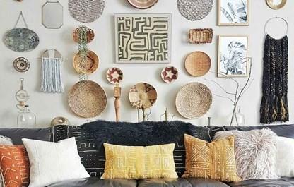inilah 7 tips dekorasi dinding rumah dengan berbagai