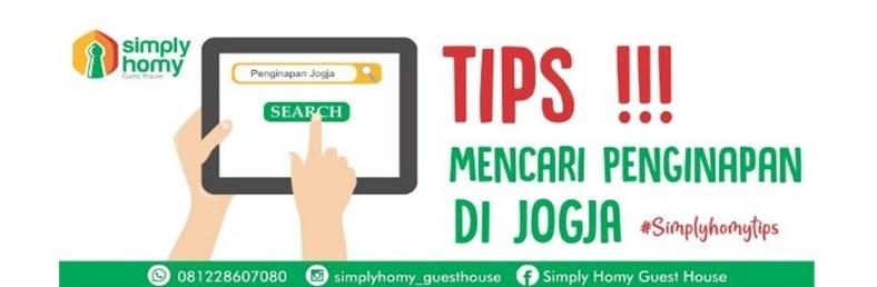 Inilah 3 Tips Mencari Penginapan atau hotel di Jogja